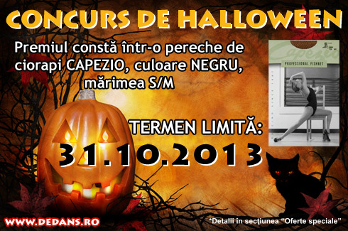 Concurs Halloween 2013